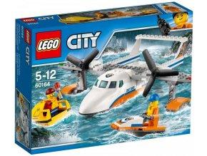 LEGO City 60164 Zachranarsky hydroplan