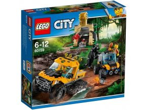 LEGO City 60159 Obrneny transporter do dzungle