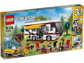 LEGO Creator 31052 Prazdninovy karavan