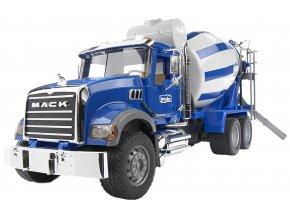 BRUDER 2814 Mack Granite domíchávač betonu