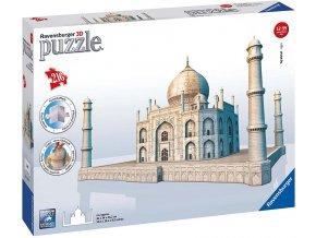 3D puzzle Taj Mahal 216 dílků Ravensburger