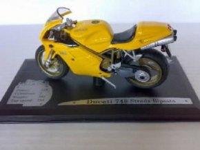 Ducati 748 Strada Biposto 1:18, Solido