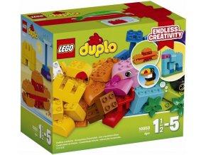 LEGO DUPLO 10853 Kreativni box pro stavitele