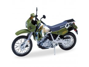 Kawasaki KLR 650 1:18, Welly