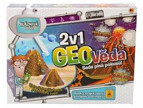 Mac Toys 2 v 1 Geo věda