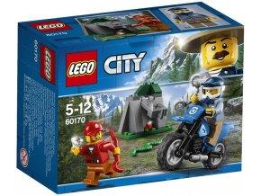 LEGO City 60170 Terenni honicka