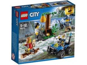 LEGO City 60171 Zlocinci na uteku v horach