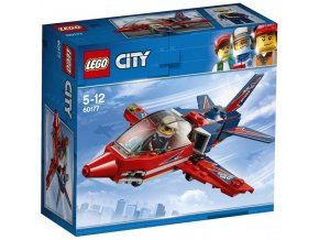 LEGO City 60177 Stihacka na letecke show