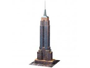 3D puzzle Empire State Building 216 dílků Ravensburger