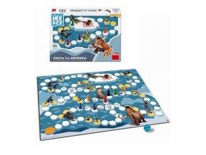 hra Doba ledová 4 Cesta za oříškem Dino0