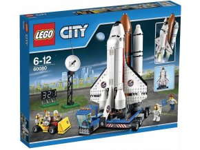 LEGO City 60080 Kosmodrom 1