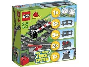 LEGO DUPLO 10506 Doplnky k vlacku 1