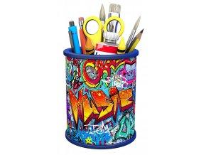 RAVENSBURGER Stojan na tužky Graffiti