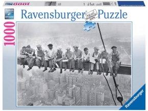 puzzle Přestávka 1000d , Ravensburger