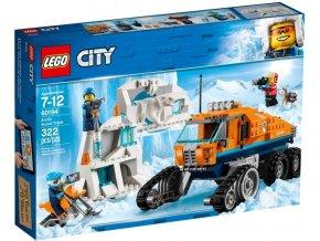 LEGO City 60194 Průzkumné polární vozidlo