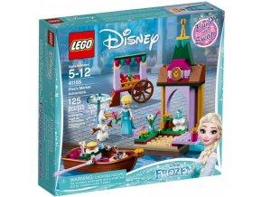 LEGO Disney Princezny 41155 Elsa a dobrodružství na trhu