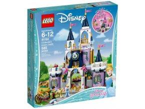 LEGO Disney Princezny 41154 Popelčin vysněný zámek