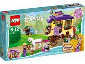 LEGO Disney Princezny 41157 Locika a její kočár