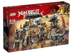 LEGO Ninjago 70655 Dračí jáma