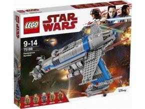 LEGO Star Wars 75188 Bombardér Odboje