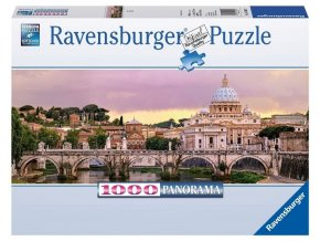 Ravensburger Řím 1000 dílků