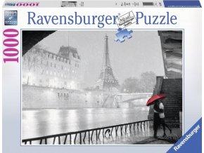 Puzzle Paříž 1000 dílků, Ravensburger
