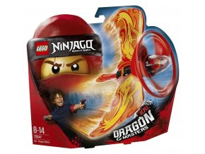 LEGO Ninjago 70647 Dračí mistr Kai