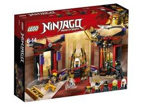 LEGO Ninjago 70651 Závěrečný souboj v trůnním sále