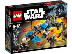 LEGO Star Wars 75167 Spídrová motorka námezdního lovce