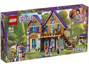 LEGO Friends 41369 Mia a její dům