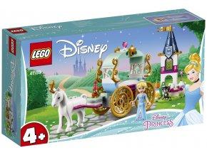 LEGO Friends 41159 Projížďka Popelčiným kočárem