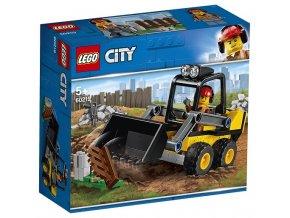 LEGO City 60219 Stavební nakladač