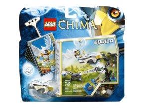 LEGO Chima 70101 Trénink střelby na cíl