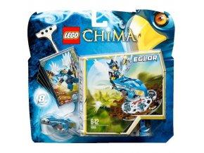LEGO Chima 70105 Trefa do hnízda