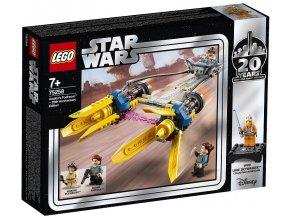 LEGO Star Wars 75258 Anakinův kluzák - edice k 20. výročí