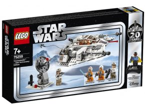 LEGO Star Wars 75259 Sněžný spídr – edice k 20. výročí