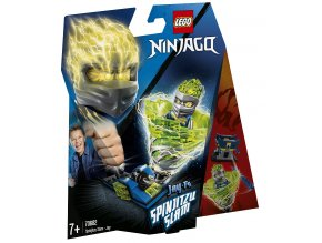 LEGO Ninjago 70682 Spinjutsu výcvik – Jay