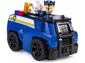 Spin Master Paw Patrol Auto Hrací Sada 2v1 Chase