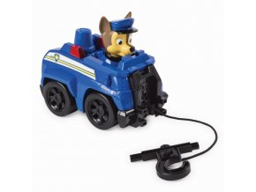 Spin Master Paw Patrol Malá vozidla s figurkou Chase auto s navijákem