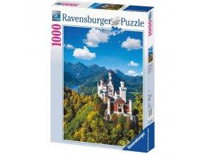 puzzle Neuschwanstein 1000d, Ravensburger