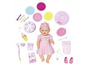 Zapf Creation Interaktivní Narozeninová BABY born®