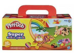 Play-Doh barevné balení modelín