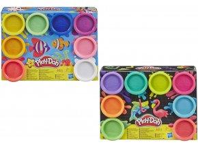 HASBRO Play-Doh Balení 8 ks kelímků
