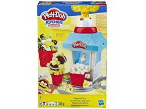 Play-Doh Výroba popcornu