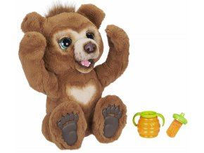 Hasbro Fur Real Friends Blueberry medvěd