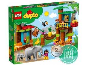 LEGO DUPLO 10906 Tropický ostrov