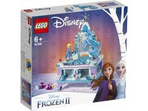 LEGO Disney Frozen II 41168 Elsina kouzelná šperkovnice