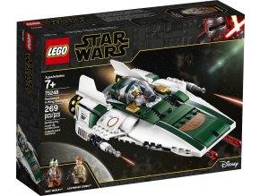 LEGO Star Wars 75248 Stíhačka A-Wing Odboje™