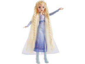 Frozen 2 Elsa a česací set