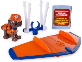 Spin Master Paw Patrol Vozidlo s figurkou Ultimate Rescue Zuma